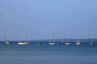 Grand Traverse Bay Sailboats