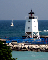 Charlevoix Light House